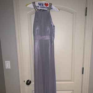 I only wore it once for formal.